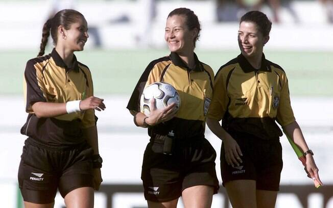 Ana Paula Oliveira, Silvia Regina e Aline Lambert