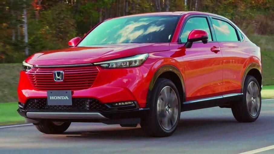 Honda HR-V 2022: SUV muda bastante no visual e ganha conjunto mais moderno que o atualmente fabricado no Brasil