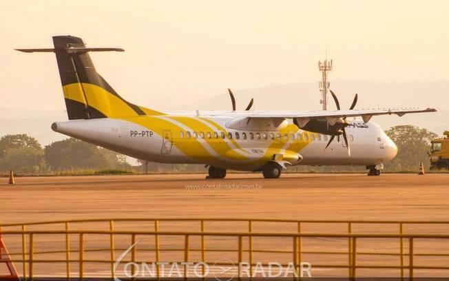 VOEPASS programa voo para Curitiba