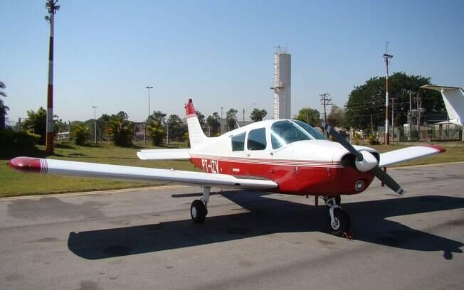 Avião envolvido em acidente que matou o cantor Gabriel Diniz era da fabricante Piper Aircraft, modelo P28A