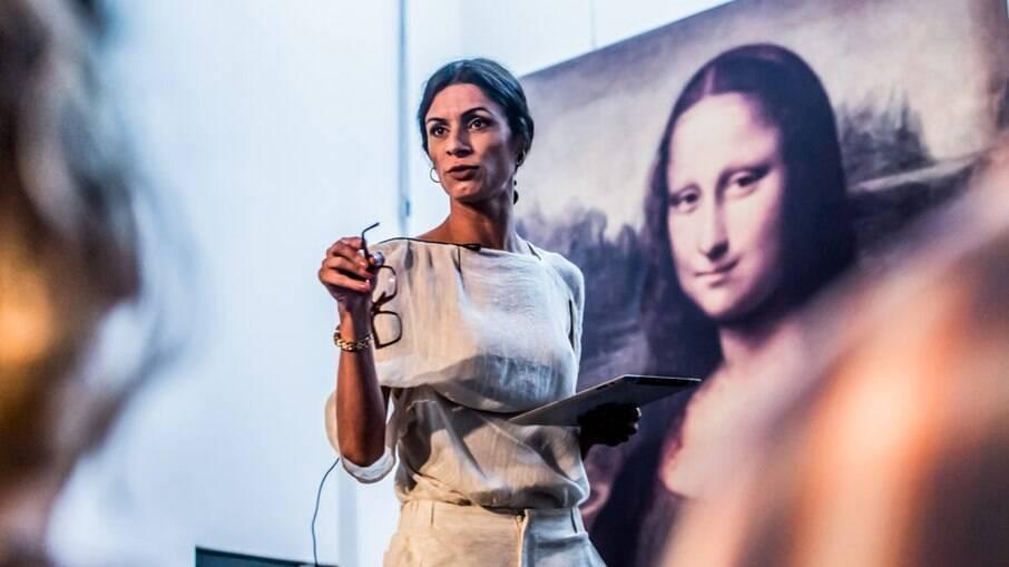 A atriz Renata Carvalho fundou em 2017 o Monart -  Movimento Nacional de Artistas Trans