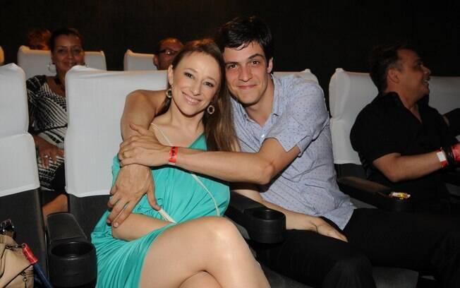 Paula Braun e Mateus Solano
