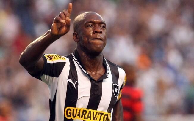 Seedorf no Botafogo