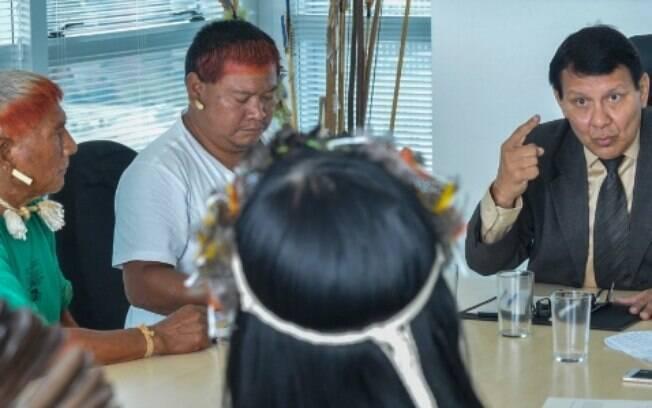Franklimberg Ribeiro de Freitas, ex-presidente da Fundação Nacional do Índio (Funai)