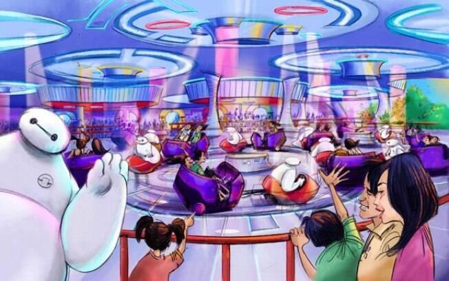 Além das novidades já listadas, a Disney em Tóquio terá uma atração inspirada em