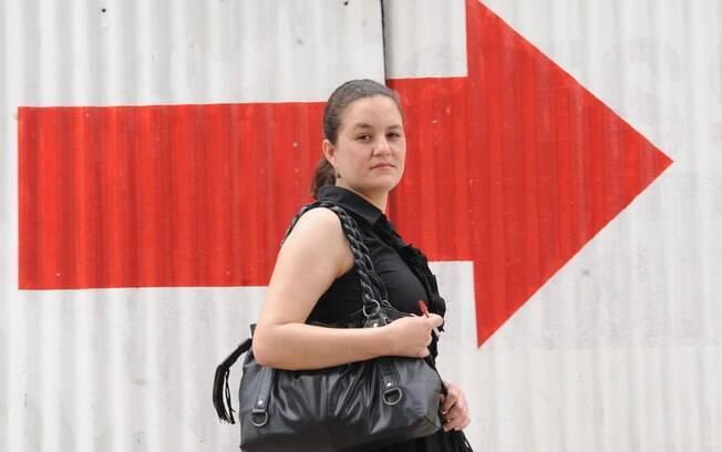 Eliana Pereira, 28 anos, decidiu participar do Enem para concorrer a uma bolsa do ProUni