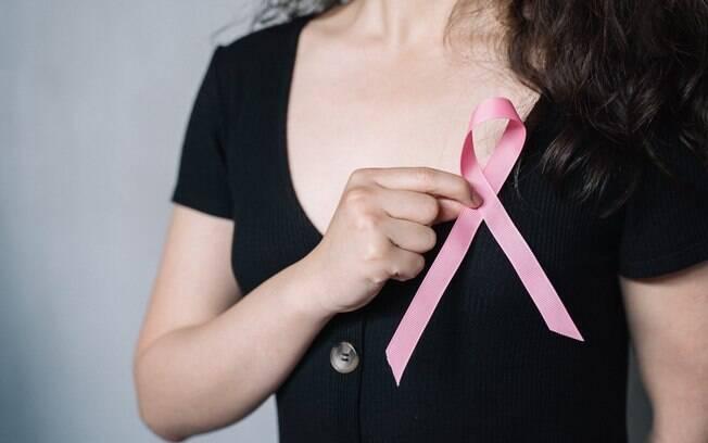 O câncer de mama é o câncer mais comum entre as mulheres