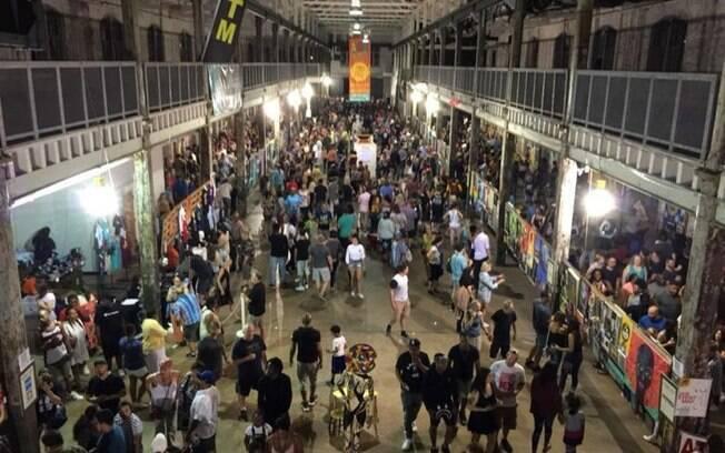 Tiroteio aconteceu em um festival de música e arte em Nova Jersey, onde estavam cerca de 1 mil pessoas neste domingo
