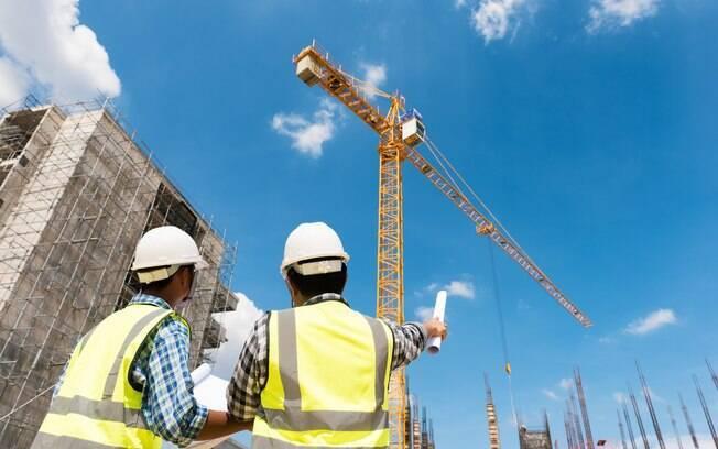 Engenharia Civil é um dos cursos superiores mais buscados no Brasil