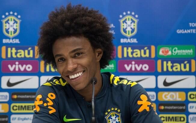 Willian foi chamado para Copa América na vaga de Neymar