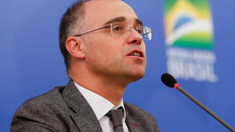 Advogado-geral da União André Mendonça