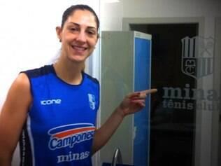 Carol Gattaz é o mais novo nome da Camponesa-Minas