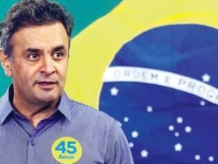 """""""No meu governo, corrupto não vai ser tratado como herói. O governo do PT afronta os brasileiros ao afirmar que o mensalão não existiu"""""""