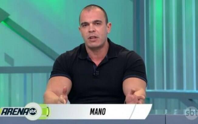 Mano sugere demissão de Vagner Mancini