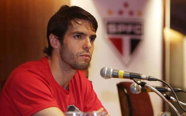 Kaká pode voltar ao São Paulo como diretor