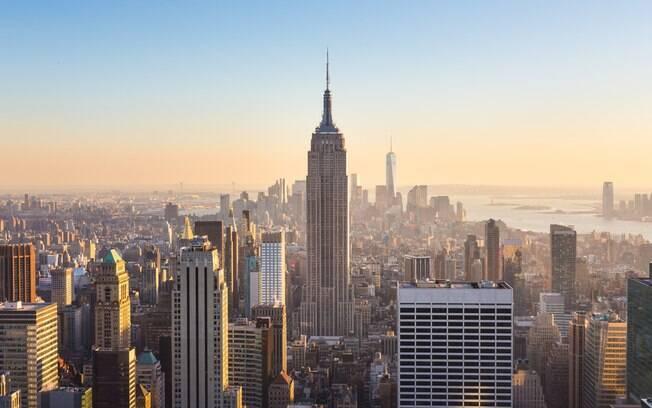 Empire State Building é um ícone de Nova York, mas não é, nem de longe, o único ponto para se observar a cidade do alto