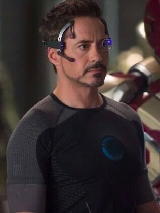 Robert Downey Jr. como o