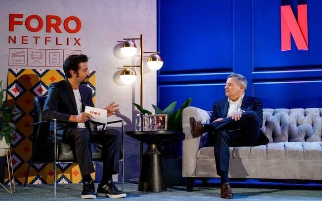 Equipe da Netflix se reuniu para discutir importância do México para a plataforma streaming