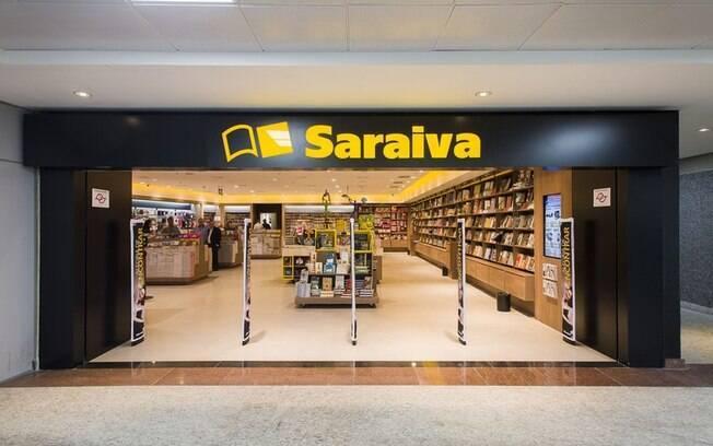 A Saraiva, maior rede de livrarias do País, fechou o último mês de dezembr com prejuízo de mais de R$ 106 milhões