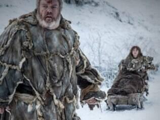 Hodor e Bran Stark não irão aparecer na 5ª Temporada da série