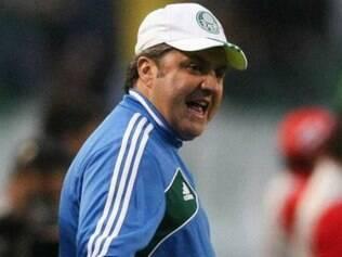 Kleina conseguiu o acesso à Série A, mas não sabe se vai continuar no Palmeiras em 2014