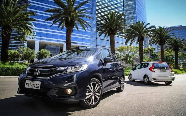 Os planos para o Honda Fit híbrido se resumem à política de eletrificação dos carros da marca e custo-benefício