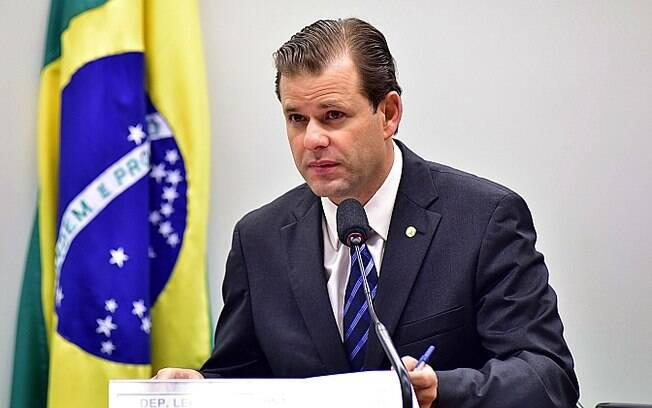 O deputado Leonardo Quintão (MG) é indicado do PMDB para a comissão do impeachment.. Foto: Zeca Ribeiro / Câmara dos Deputados