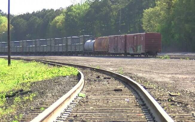 Após disputa judicial com outra cidade, que era o primeiro destino do trem com as fezes, Parrish se tornou o próximo