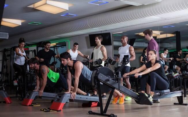 Treino Hiit é um treinamento intervalado de alta intensidade que exige muito do condicionamento físico do aluno