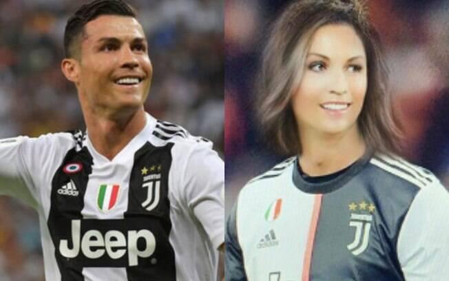 Até jogadores famosos, como Cristiano Ronaldo, foram colocados sob o filtro do Snapchat que muda de gênero