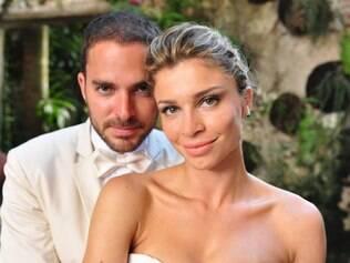Lucena se apaixonou por Juan, mas o casamento relâmpago terminou e ela voltou ao Brasil