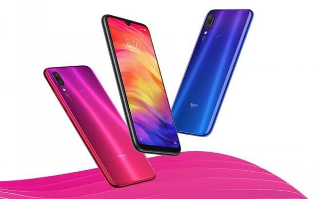 Especialista afirma que Xiaomi vale a pena, mas é difícil encontrar assistência técnica. Na foto, o Xiaomi Redmi Note 7 Pro