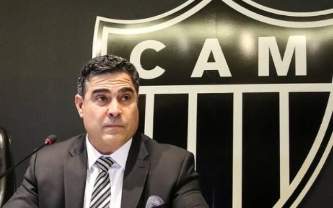 Sérgio Sette Câmara%2C presidente do Atlético-MG