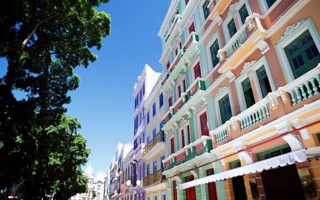 Recife tem praias, bons restaurantes e história rica