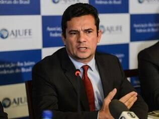 Sérgio Moro, juiz da Operação Lava Jato