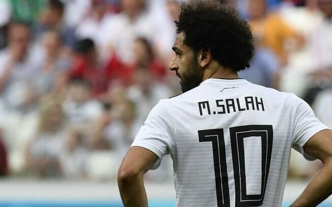 Salah é uma dos candidatos a craques da Copa Africana de Nações 2019