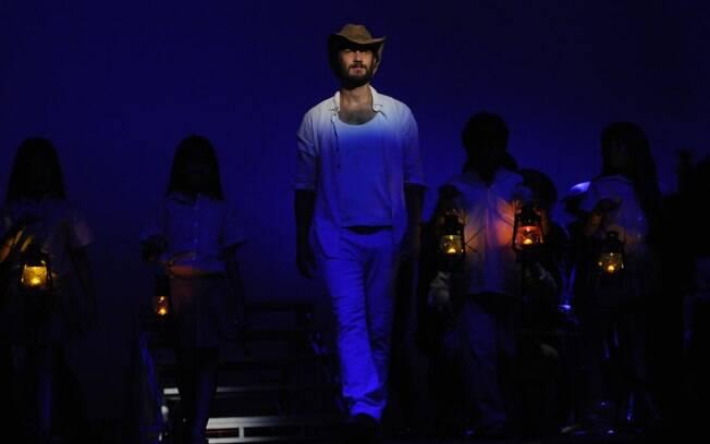 Gabriel Braga Nunes apresenta