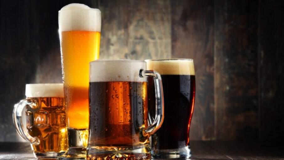 Cada tipo de cerveja harmoniza com alimentos diferentes