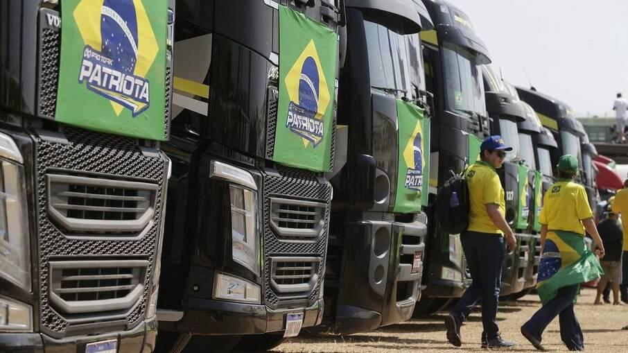 O presidente da Associação Brasileira de Condutores de Veículos Automotores (ABRAVA), Wallace Landim, afirmou que a atual situação é mais grave do que a registrada na greve dos caminhoneiros de 2018
