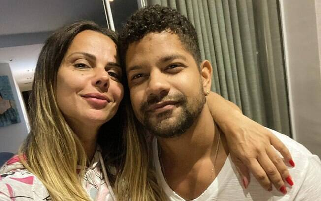 Viviane Araujo pretende se casar e ser mãe