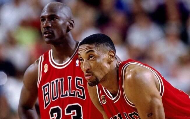 Scottie Pippen não gostou da maneira que foi retratado no documentário de Michael Jordan