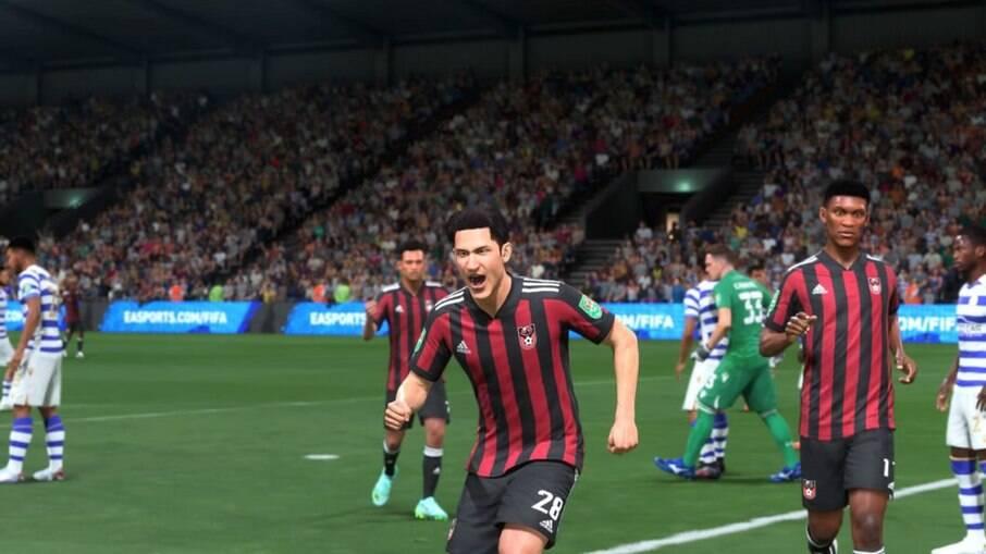 FIFA 22 bane jogadores