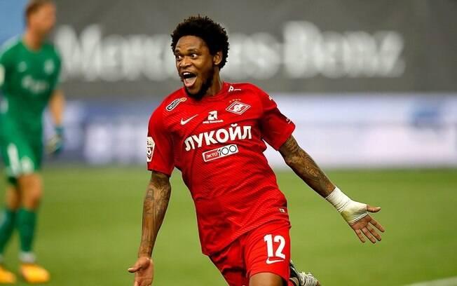 Luiz Adriano, jogador do Spartak Moscou, foi um dos atletas filmados na gravação e chamado de