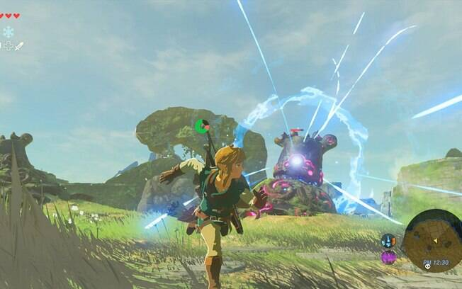 The Legend of Zelda: Breath of the Wild é um dos grandes jogos do Nintendo Switch