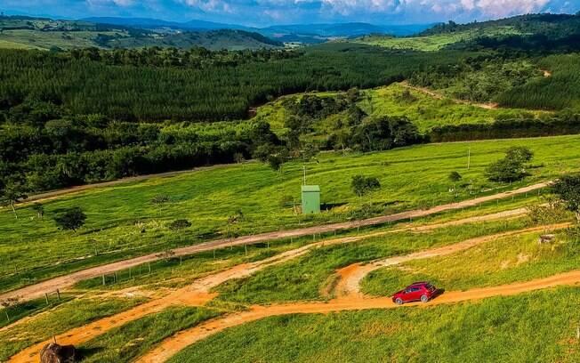 Inaugurada em março de 2015, a pista off-road do Autódromo Velo Città é considerada uma das mais completas do País
