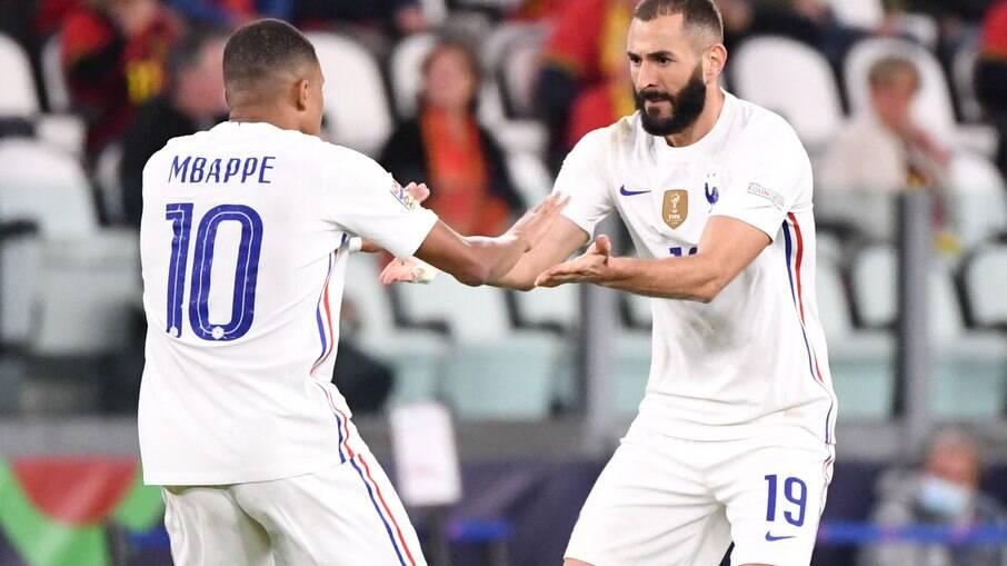 Bélgica é derrotada pela França e está eliminada da Nations