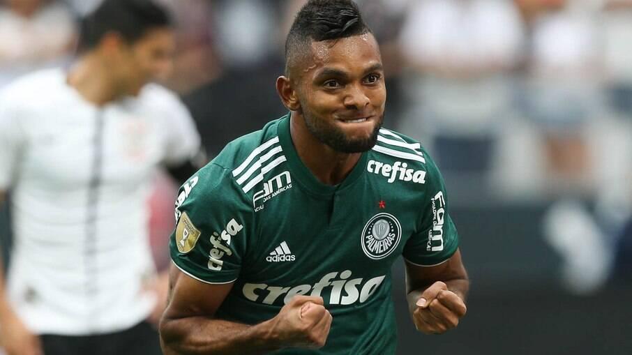 Borja está emprestado pelo Palmeiras ao Junior Barranquilla