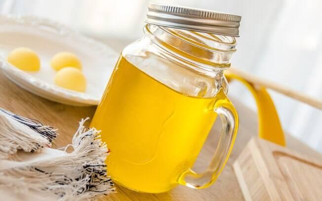 Manteiga ghee deve ser guardada em recipiente fechado e em temperatura ambiente
