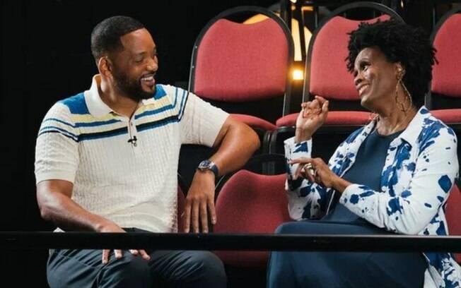 Will Smith e Janet Hubert