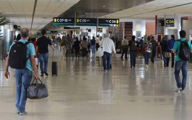 Viracopos deve receber 134 mil passageiros durante feriado